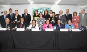 Evento de adesão de empresas à Campanha Compromisso e Atitude, em 27/03/2014. Créditos: Abdias Pinheiro