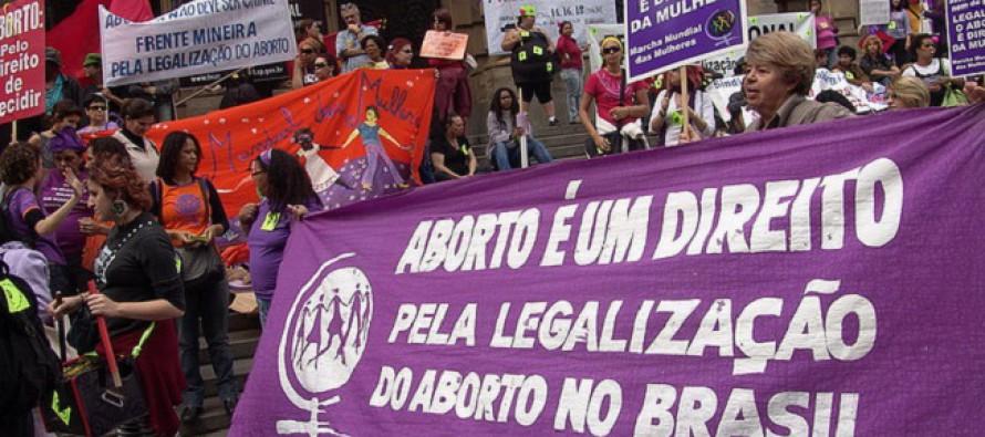Aborto legal marcha