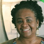 Maria das Dores do Rosário Almeida, a Durica, representante da Articulação de Organizações de Mulheres Negras Brasileiras (AMNB)