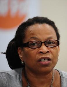 Lucia Xavier, coordenadora da ONG Criola