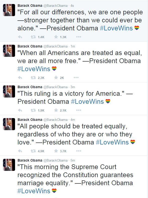 tweets_obama_casamento homoafetivo