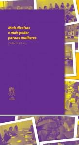 Capa do livro Mais direitos e mais poder para as mulheres (2014)