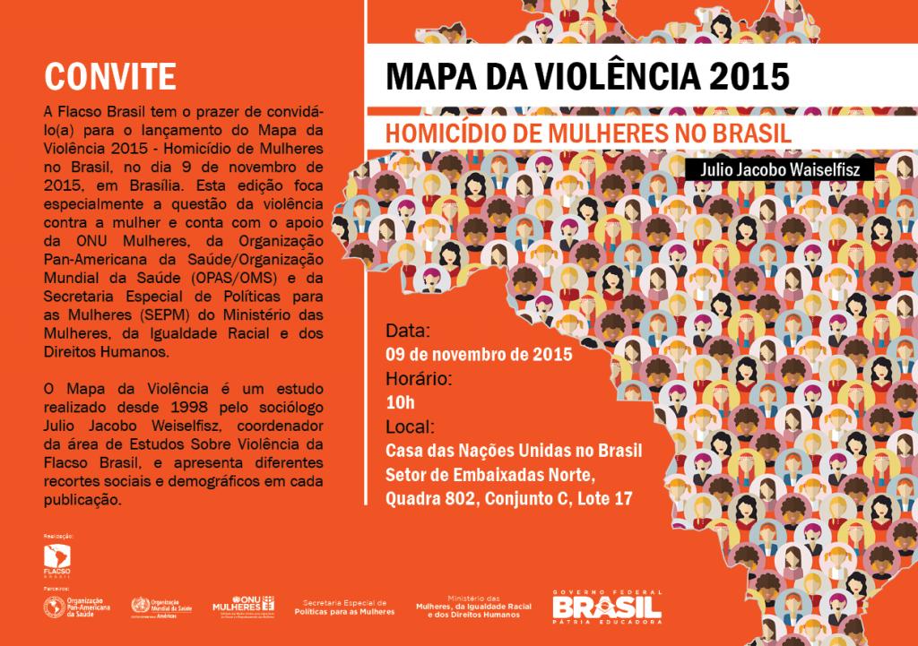 lancamento_mapa da violencia 2015