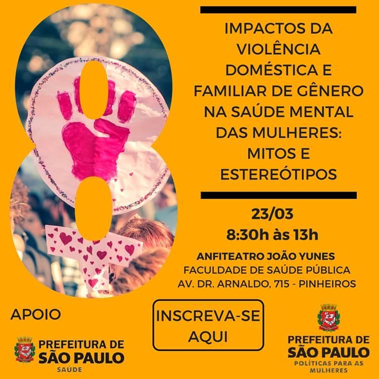 Seminario Impactos da Violencia Domestica_pref de Sao Paulo