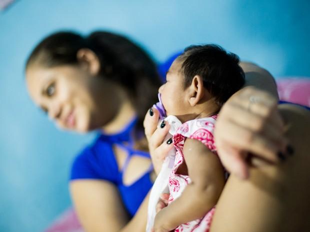 PE tem dignostico de microcefalia G1 foto Jonathan Lins