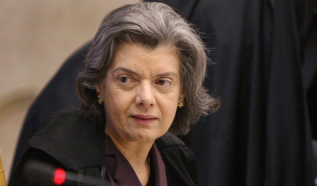 Carmen Lucia_ministra
