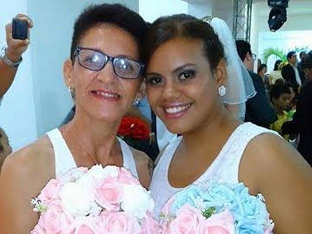 Ângela Chaves é ativista por direitos das mulheres na Paraíba há 20 anos. (Foto: Ângela Chaves/Arquivo Pessoal)
