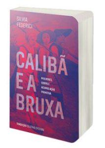 capa do livro Caliba e a bruxa