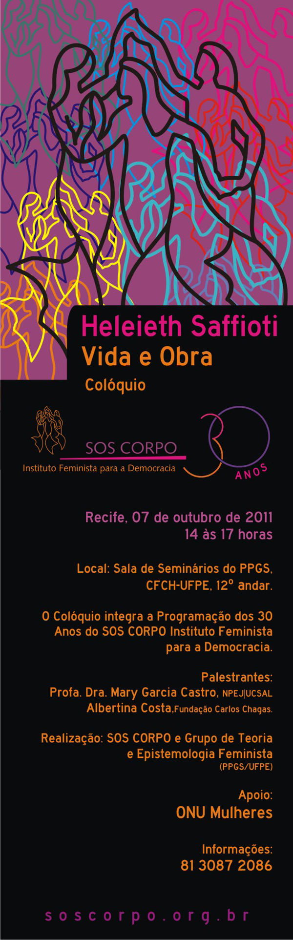 SOSCORPOcoloquio30anos