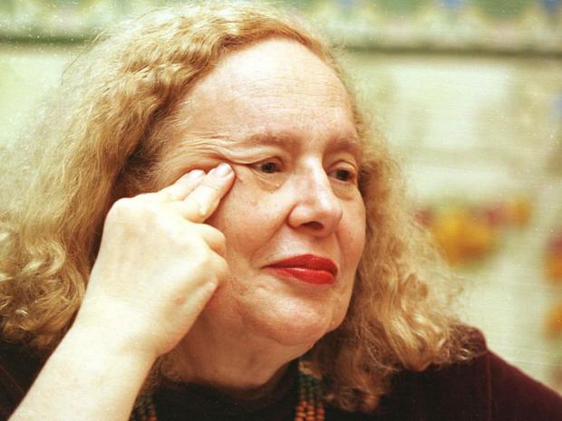 Rose Marie Muraro morreu aos 83 anos (Foto: Carlos Wrede/AJB/Futura Press)