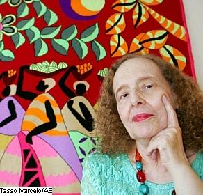 Rose Marie Muraro (Foto: Tasso Marcelo/AE)